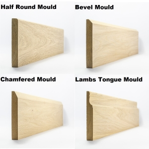 Oak Skirting Boards 2