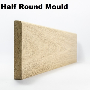 Half Round Mould Thumb