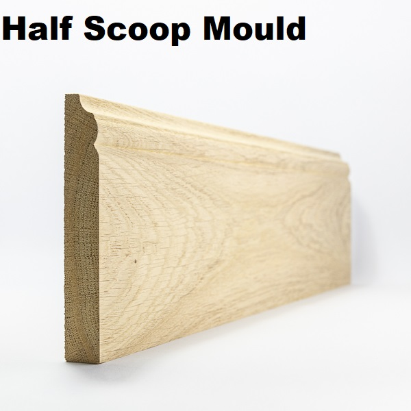 Half Scoop Mould Main